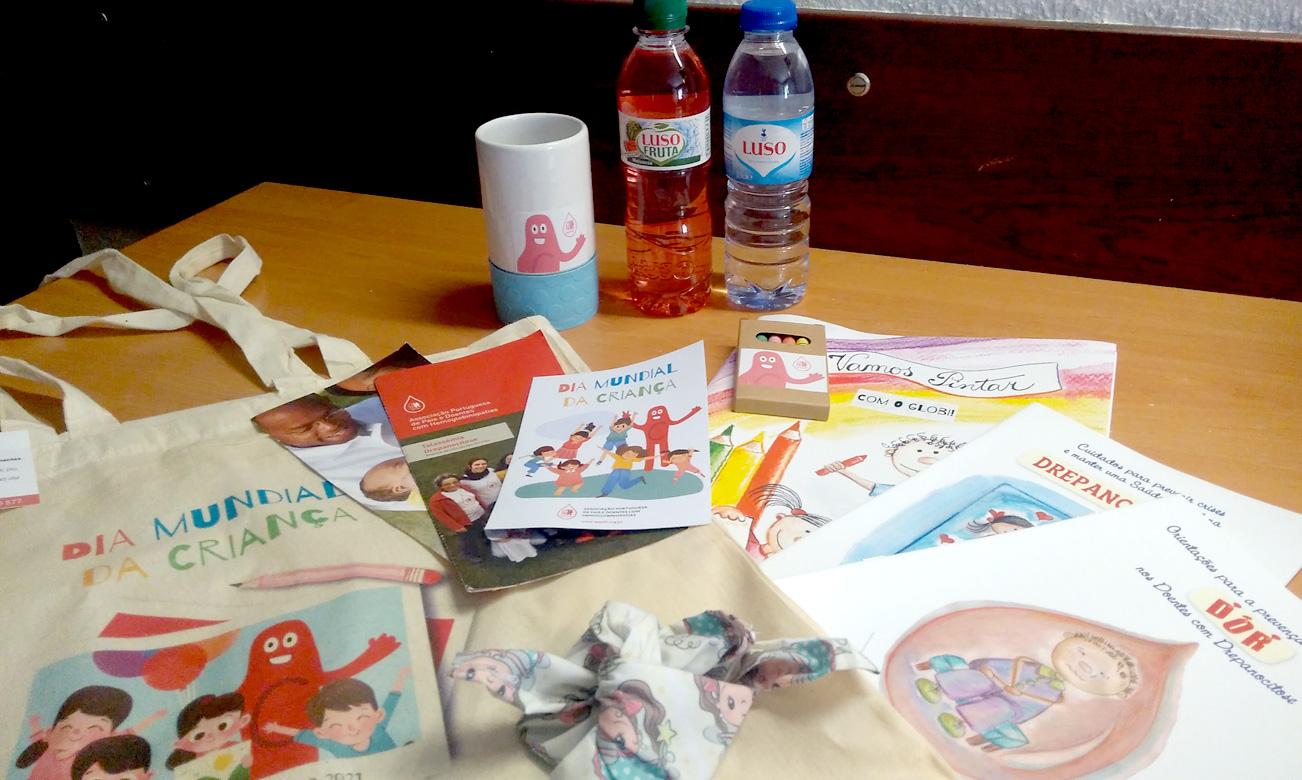 A APPDH no Dia Mundial da Criança