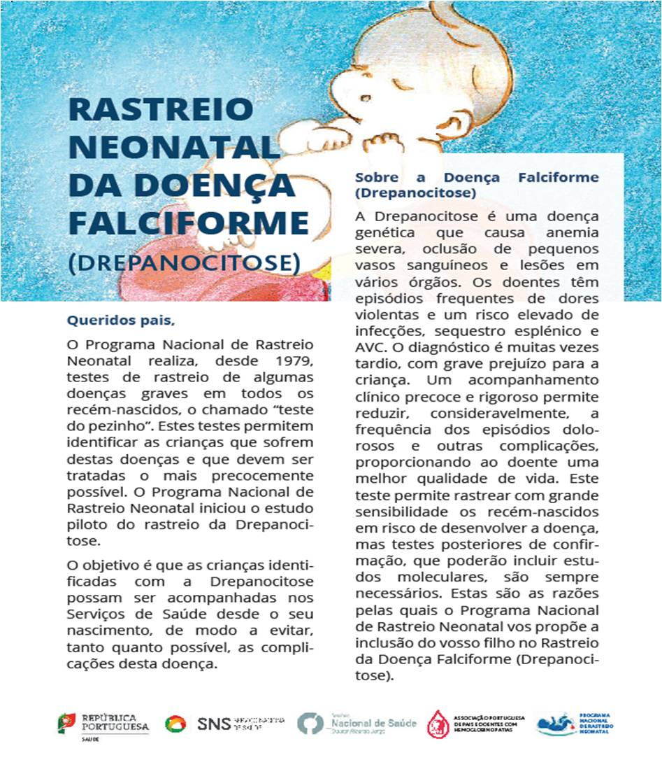 Dia Internacional do Diagnóstico neonatal
