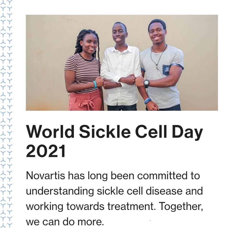 Novartis associa-se ao dia da Drepanocitose
