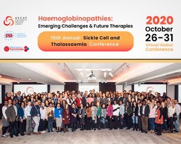 15ª Conferência Anual da Drepanocitose e Talassemia (ASCAT)